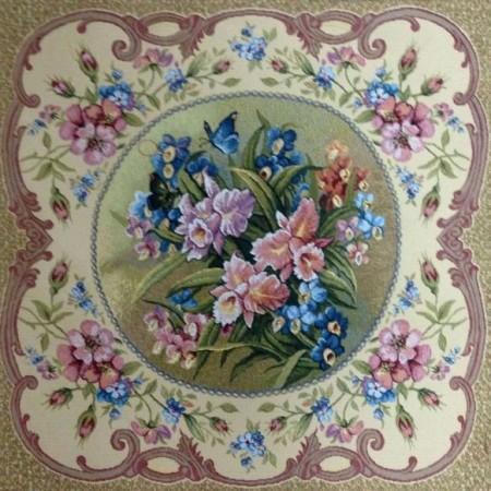 Наволочка Орхидея - Гобелен