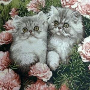 Наволочка Маленькие персы - Гобелен