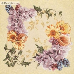 Наволочка Сиреневый цвет - Гобелен