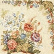 Наволочка Желтые цветы - Гобелен