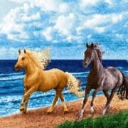 Ветренный денек - Гобелен