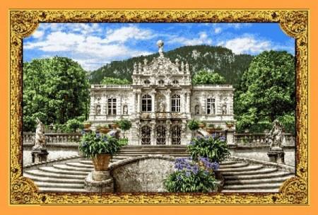 Белый замок - Гобелен