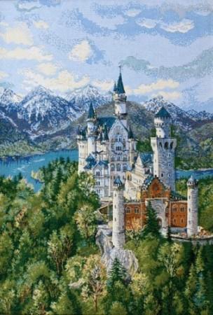 Замок - Гобелен