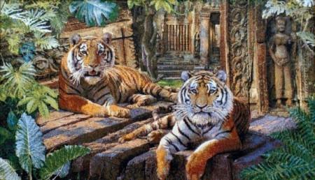 Зов джунглей - Гобелен