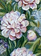 Бутаньерка шиповник - Гобелен