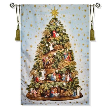 С Рождеством - Гобелен
