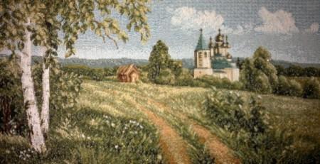 Село Воскресенское - Гобелен