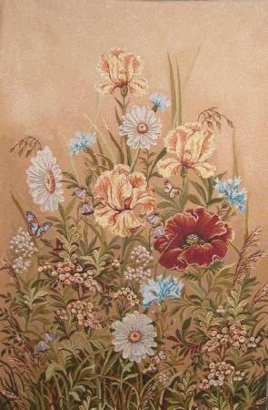 Цветочная палитра - Гобелен