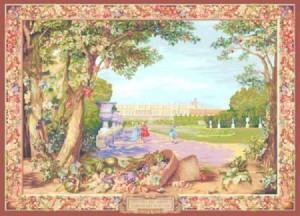 Версаль - Гобелен