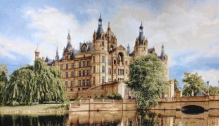 Замок Шамбор - Гобелен