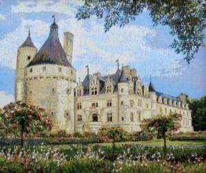 Замок Шенонсо - Гобелен