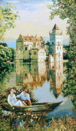 Замок мечты - Гобелен