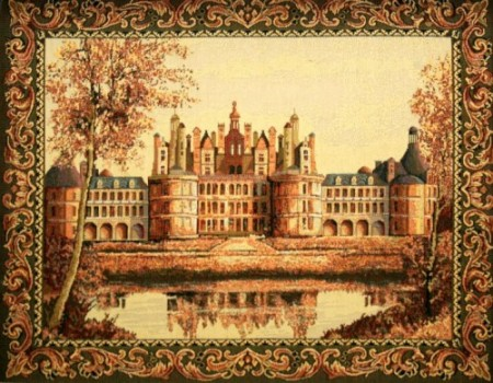 Золотой замок - Гобелен