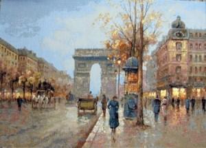 Париж - Гобелен