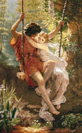 Романтика - Гобелен