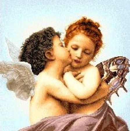 Ангелы  - Гобелен