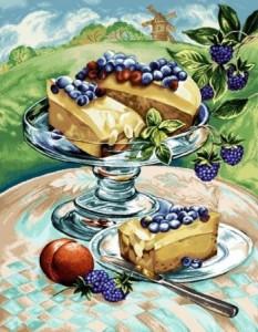 Дофине десерт - Гобелен