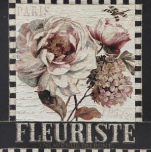 Флорист  - Гобелен