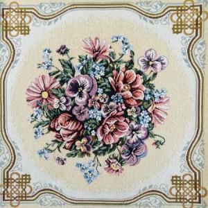 Наволочка Любимые цветы - Гобелен (МТОК)