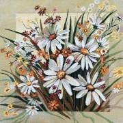 Наволочка Белые каллы - Гобелен