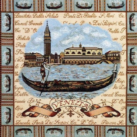 Наволочка Венеция - Гобелен (МТОК)