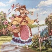 Наволочка Петунья - Гобелен