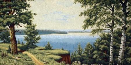 Крутые берега - Гобелен