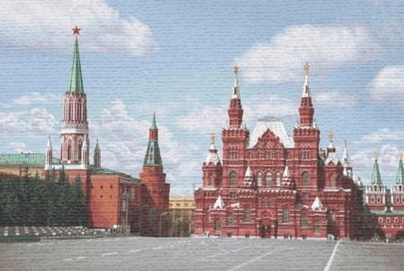 Музей на Красной площади  - Гобелен