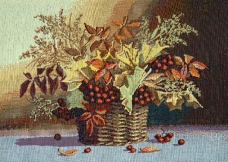 Осенний натюрморт - Гобелен