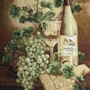 Натюрморт с шарлоткой - Гобелен