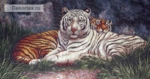 Тигры - Гобелен