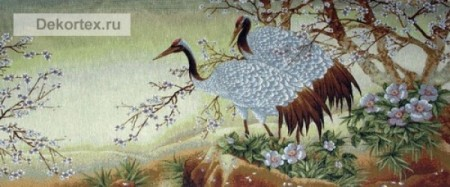 Весенний порыв - Гобелен
