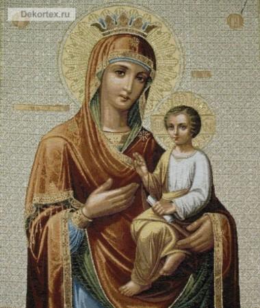 Икона Богородица Черниговская - Гобелен