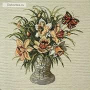 Цветы и ягоды - Гобелен