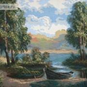 Розноцветный лес - Гобелен