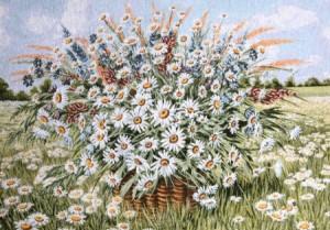Ромашковое поле - Гобелен