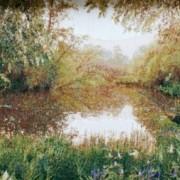 К реке - Гобелен