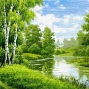 Виолончелистка - Гобелен