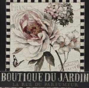 Цветочный букетик - Гобелен