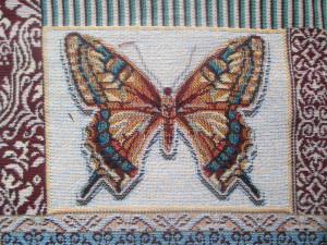 Коллекция бабочек 2 - Гобелен