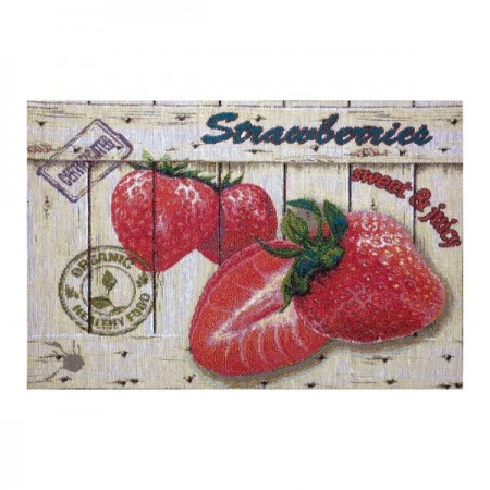 Фреш клубника - Гобеленовая салфетка