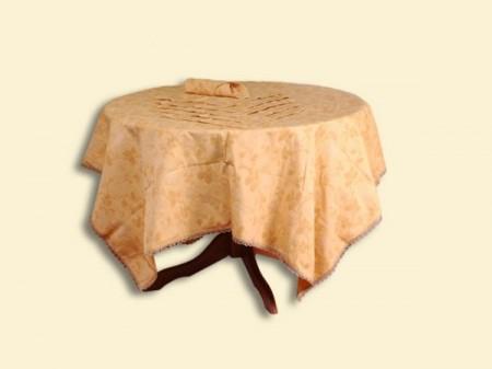 Подарочный набор Вечер (скатерть + 6 салфеток) - Гобеленовая салфетка