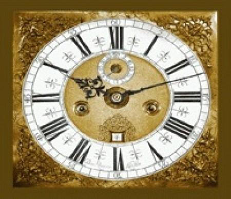 Бой курантов - Гобеленовая салфетка