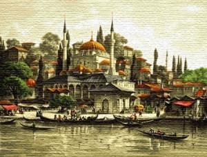 Босфор - Гобелен