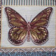 Бабочки вертикальные 1