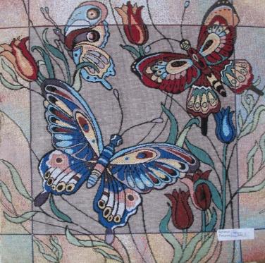 Наволочка Бабочки 2