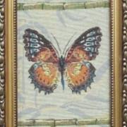 Бабочки вертикальные 3