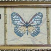 Бабочки горизонтальные 1
