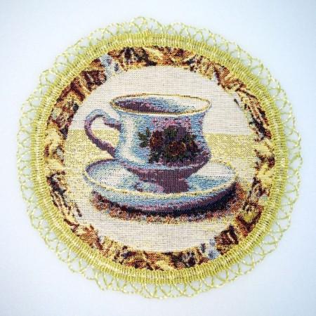 Салфетка Чайные традиции