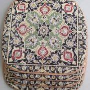 Комплект чехлов на стул Ковровый узор 4 (4 шт.)